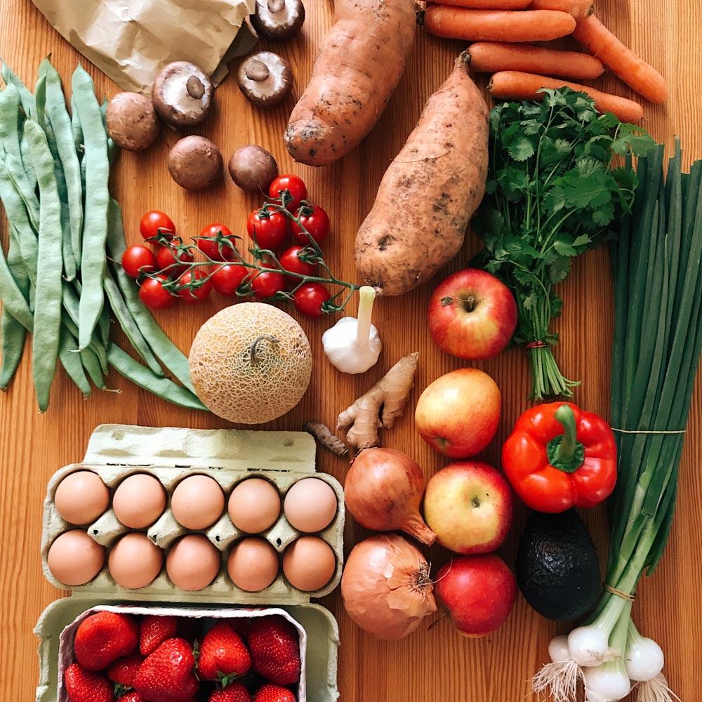 здоровое питание через детокс