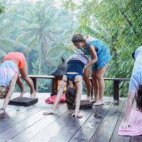 йога лена ридель